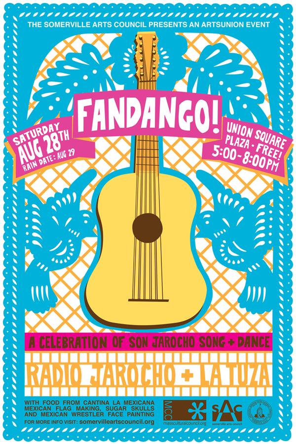 Fandango! A Celebration of Mexican and Son Jarocho Music